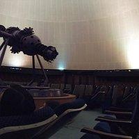projector inside the auditorium