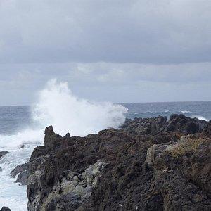 Hier kommt der Atlantik ungebremst