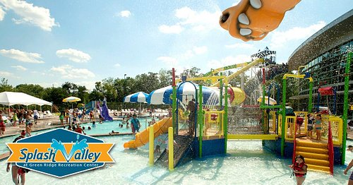Splash Valley Youth Play Area
