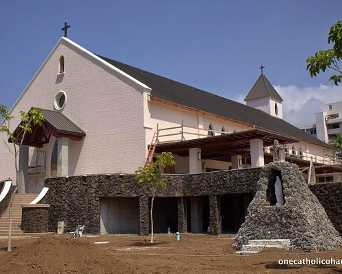 The new St. Michael the Archangel Church