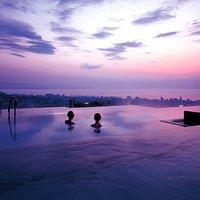 スギノイパレスの大展望風呂「棚湯」で絶景につかろう!
