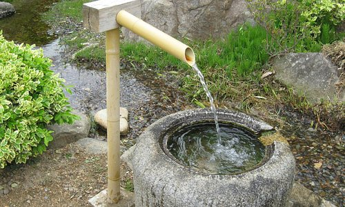 源地の水源地