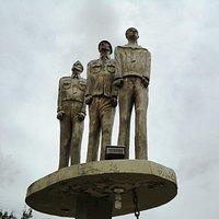 O monumento