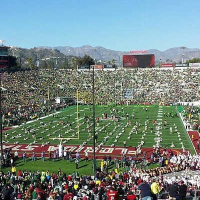 2015 Rose Bowl Game - Florida State vs. Oregon