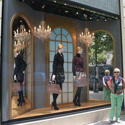 Parisi-winkelstraat