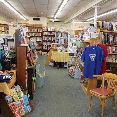 New and used books, maps, unique cards, puzzles, gifts and more!!!