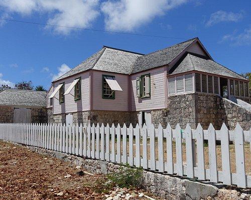Wallblake House