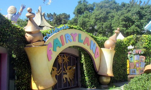 Children's Fairyland, Oakland, Ca