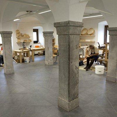 Handicraft centre Ribnica