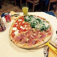 La pizza maxi������