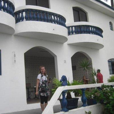 A casa de Mongaguá