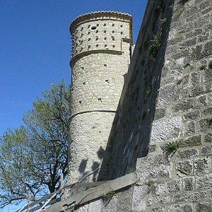 Torre del Gran Priore, Alberona