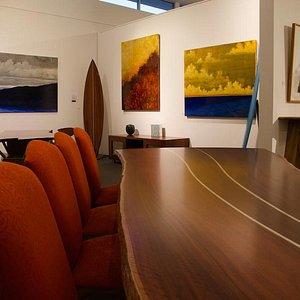 Inside Jahroc Galleries