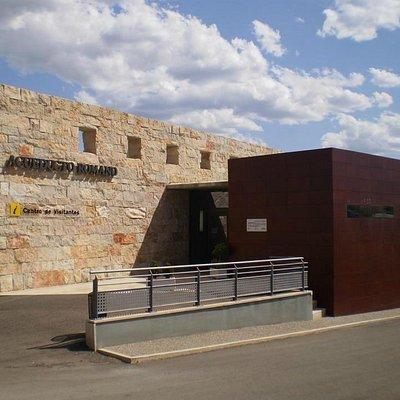 El centro de interpretación en Gea de Albarracin (CIGEA)