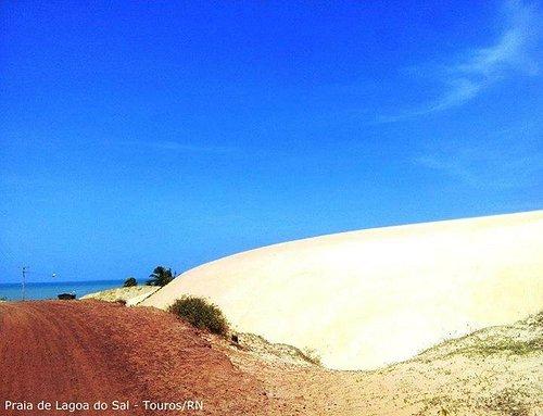 Praia de Lagoa do Sal - Touros/RN