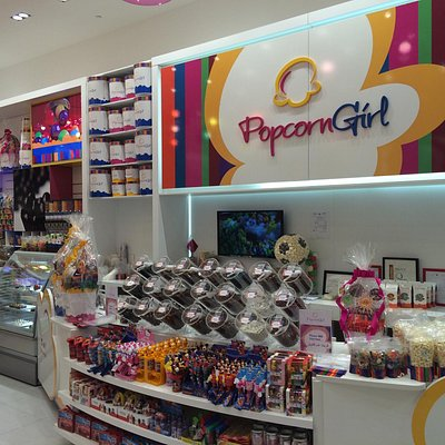 Popcorn Girl - Ezdan Mall