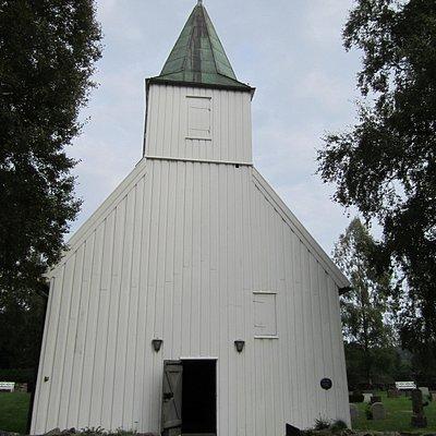 Søgne gamle kirke