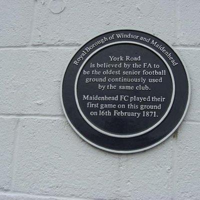 Oldest League Plaque