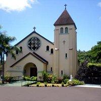 Immaculate Conception Catholic Church, Lihue, Kauai