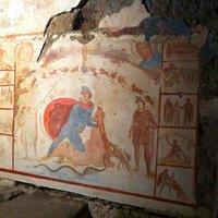 Tauroctonia: volta celeste, zodiaco e storia di Mitra