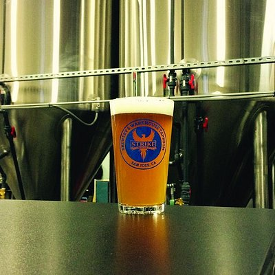 Come have a pint where we make the beer!