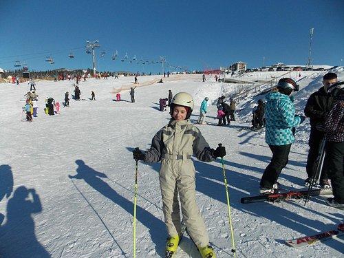 Лыжная трасса Буковель