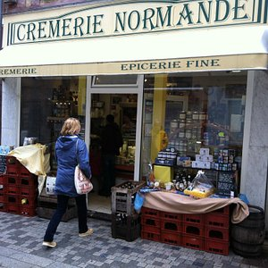 best cheese shop in Normandy