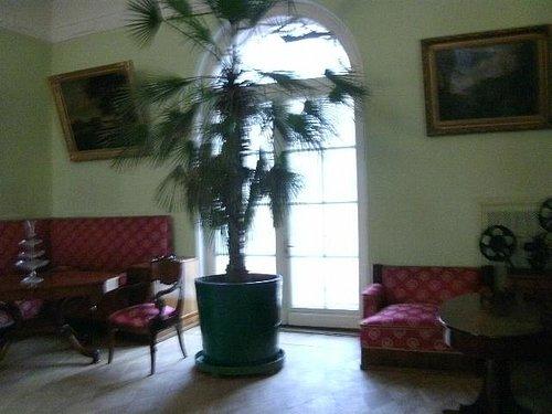 Парадная гостиная в Горках