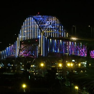 Awesome at night!
