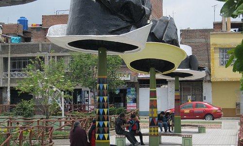 Parque de los Sombreros