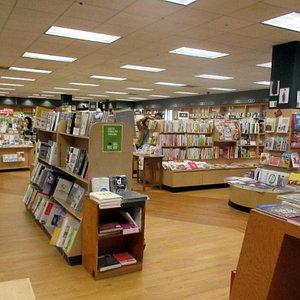 Kinokuniya (Japanese and other) Book Store, San Francisco, Ca