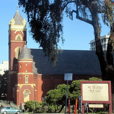 St. Mark's Lutheran Church, San Francisco, Ca