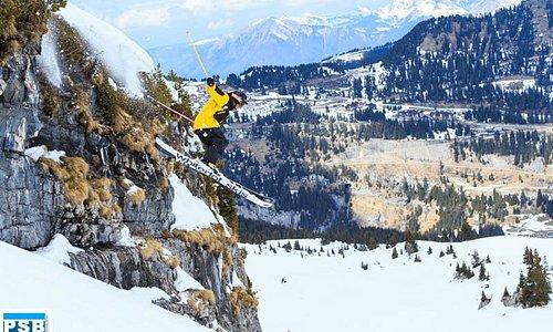Ski Flaine