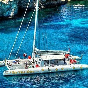 Tip Top One in Chrystal lagoon