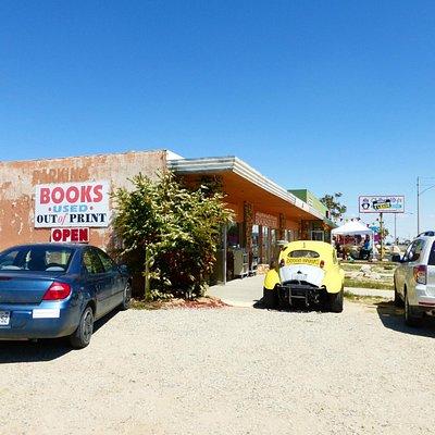 Sagebrush Press Bookstore, Yucca Valley, CA
