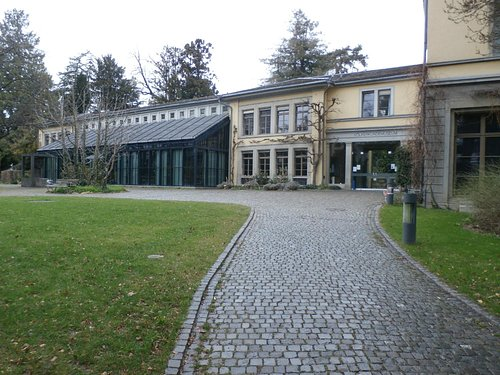 Museum and grounds