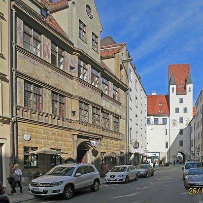Alter Hof Haupttor