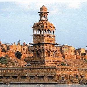 Mandir Palace Outer Facade