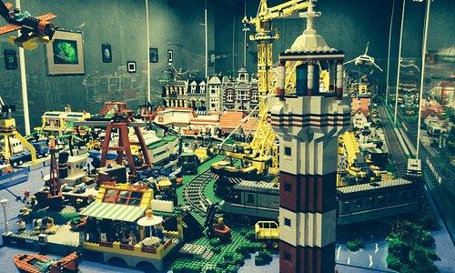Massive Lego display