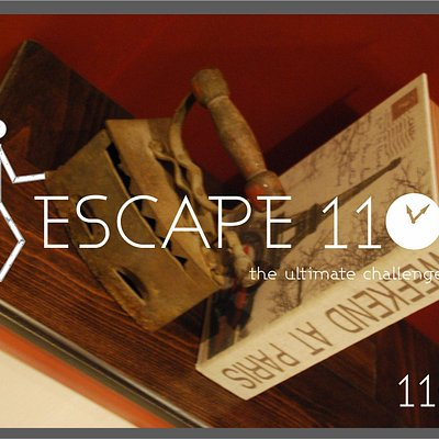 ESCAPE 1107 - 1107 room