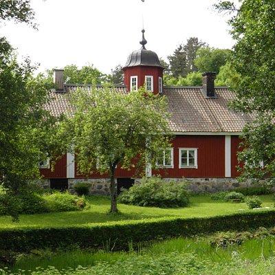 Café Mästersmeden i Tingshuset Wira Bruk