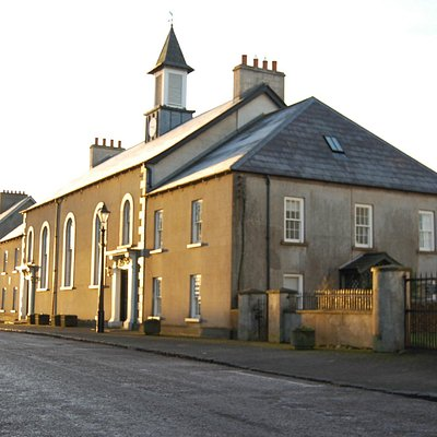 Gracehill Old Moravian Church