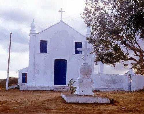 Igreja N.S da Conceição de Outeiro