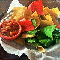 Chips & salsa