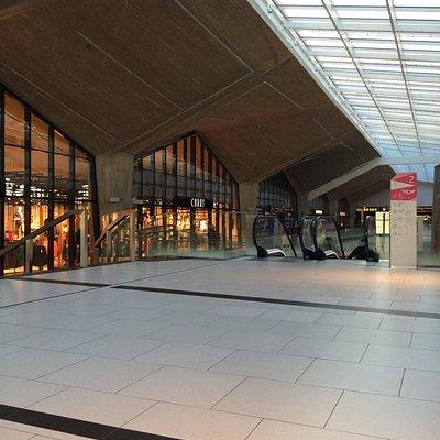 Ostatnie Pietro dawne czoło hali dworca Katowice!