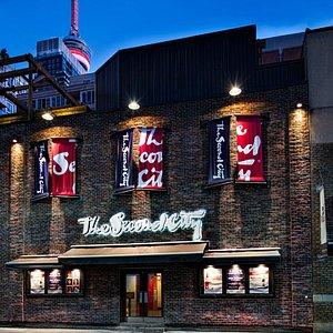The Second City Theatre - Mercer Street, Toronto (2014)