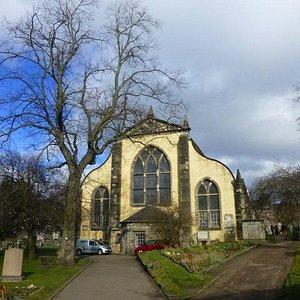 Greyfriars Church, Edinburgh