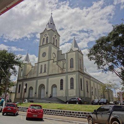 Igreja Matriz Senhor Bom Jesus da Coluna - Rio Negro PR