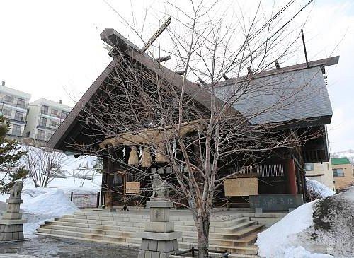龍宮神社(小樽)