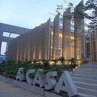 Nova sede do Museu A CASA